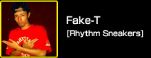 Fake-T [Rhythm Sneakers]